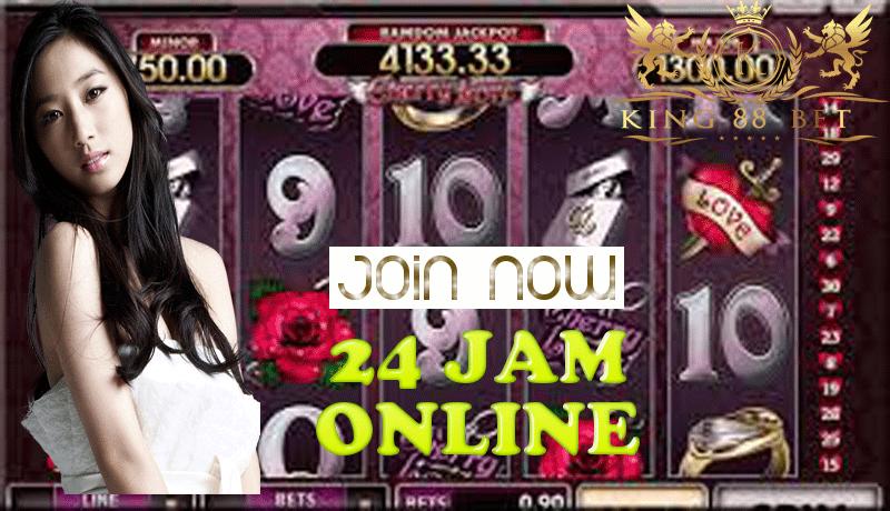 Agen Judi Slot Online fitur terlengkap